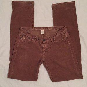 Abercrombie & Fitch Corduroy Pants